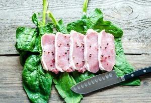 Fleisch ist bei der Low Carb Diät erlaubt